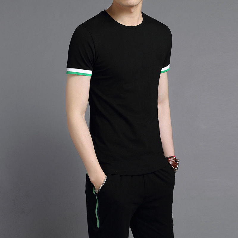 Ready stock 2019 Spring Quick drying Sport Suits Running simple deign for man s