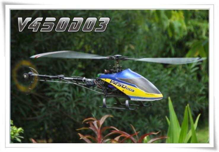 Walkera V450D03 DEVO 7 RTF Generation II 6 axis Gyro Flybarless Helicopter Free Express Shipping in stock free shipping original walkera v450d03 battery hm v450d03 z 26 original walkera v450d03 parts