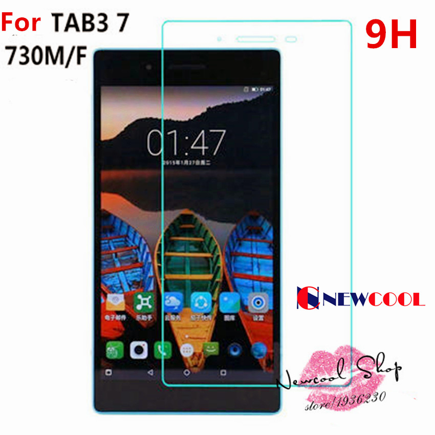 TB3-730F TB3-730M Tab 7 TB-7304F/N/X/I Glass Film For Lenovo Tab 3 Tab3 730F 730M 730X 7 inch Tempered Glass Screen Protector