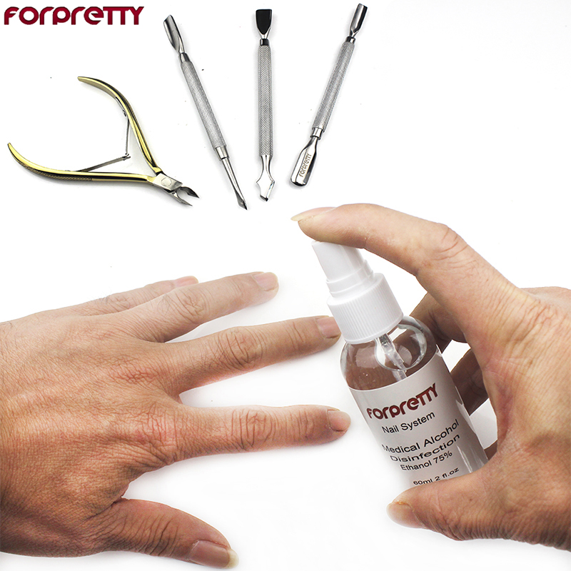 Skin Defender Forpretty Medical Alcohol Disinfection Treatment Nail Fungus Micose Nagel Reparatie Feet Care Fungal Ethanol 75%