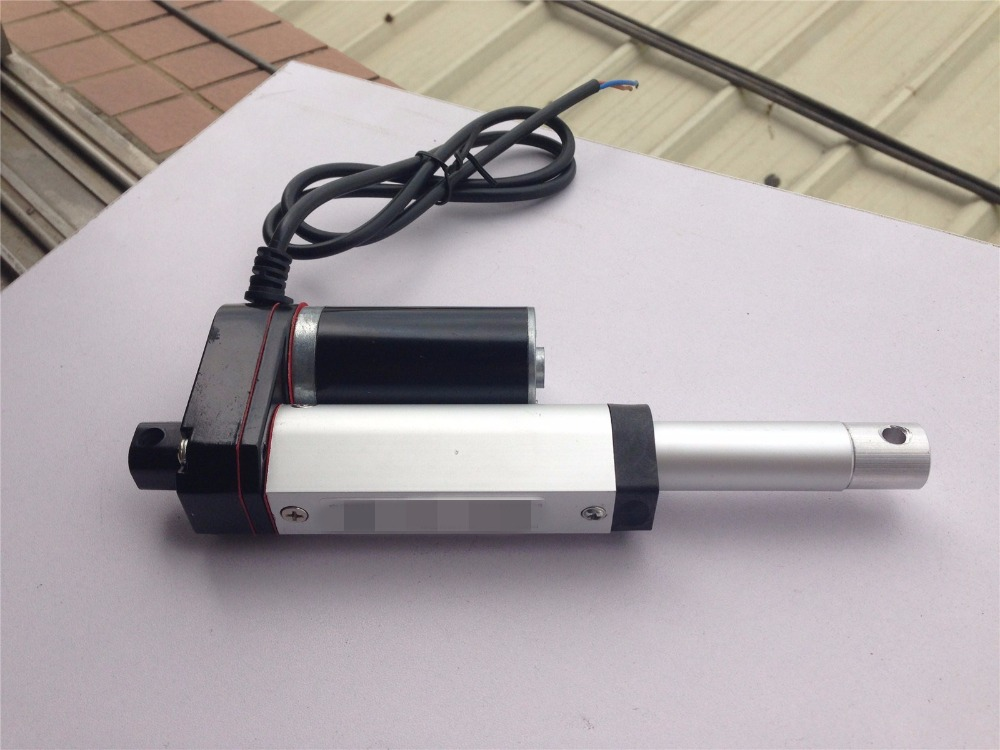 ФОТО Heavy Duty Linear Actuator 2
