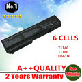WHOLESALE New 6 CELLS Laptop Battery For DELL Vostro 1310 1320 1510 1511 1520  2510  N950C T112C T114C T116C U661H Free shipping