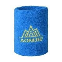 8*9 cm Protecteur Bracelets Poignet Soutien Gym Tennis/Haltérophilie Sport Carpien Poignet Brace Bandeaux Coton Poignet 2017 nouveau