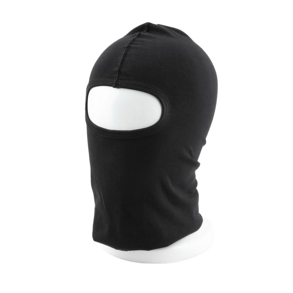 Pasamontañas Transpirable Velocidad Seco Deportes al aire libre Equitación Máscara de esquí Tactical Head Cover Motocicleta Ciclismo Protección UV Máscara facial completa