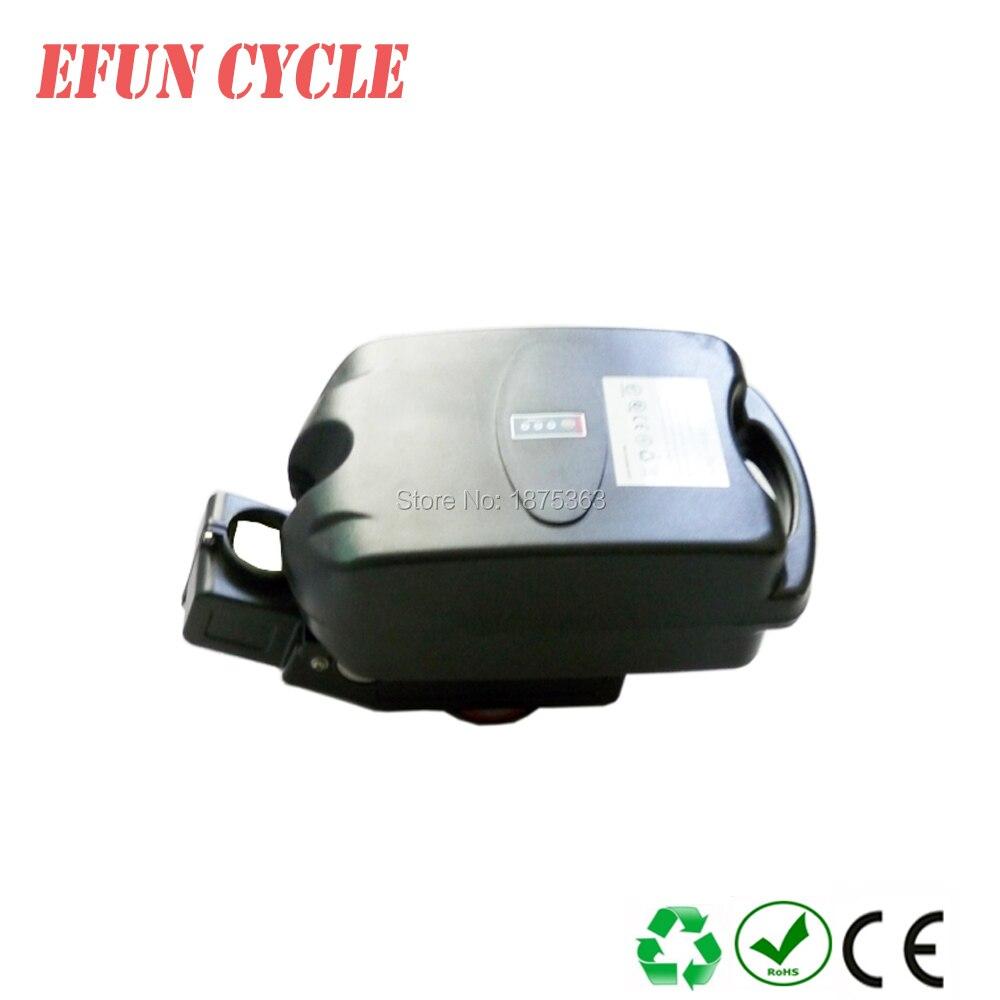 Batterie au Lithium-ion de batterie de vélo électrique de petite grenouille de la capacité élevée 24 V 28Ah