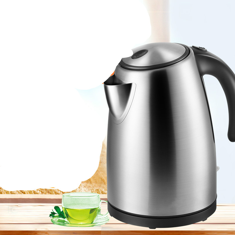 Electric kettle 1.8L automatic power supply imported temperature contr Safety Auto-Off Function