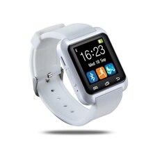 Heißer u80 bluetooth smart watch android schrittzähler gesundheit armbanduhr unterstützung schlaf-monitor smartwatch für samsung pk gt08 dz09 u8