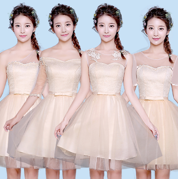 Vestidos para damas de honor peru