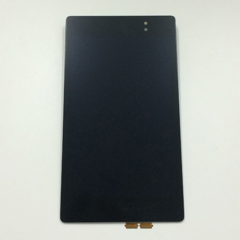For ASUS Google Nexus 7 2nd gen 2013 ME570 ME571 ME572 Touch Screen Digitizer Sensor Glass + LCD Display Panel Monitor Assembly new original lcd touch screen digitizer with frame for 2013 asus google nexus7 fhd 2nd gen k008 me571 lte 3g free shipping