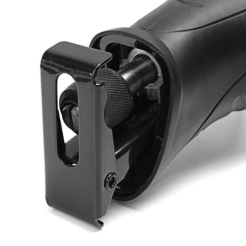 220 V Multifungsi Variabel Kecepatan Reciprocating Saw Daya Listrik Alat Pemotong Woodworking Mesin Pemotong Logam