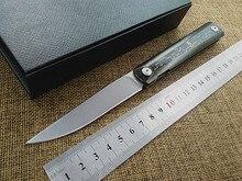 Новый тактический складной нож охота кемпинг карманный нож ZIEBR ЗДП-189 стеклоочистителя Титановая ручка выживание подарочные ножи ручной инструмент