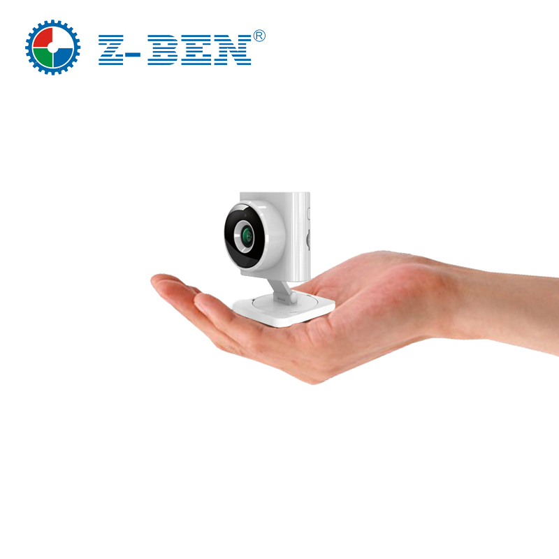 Z-BEN HD Wireless Security IP Camera WifiI Wi-fi IR-Cut Night Vision Audio Recording Surveillance Network Indoor Baby Monitor