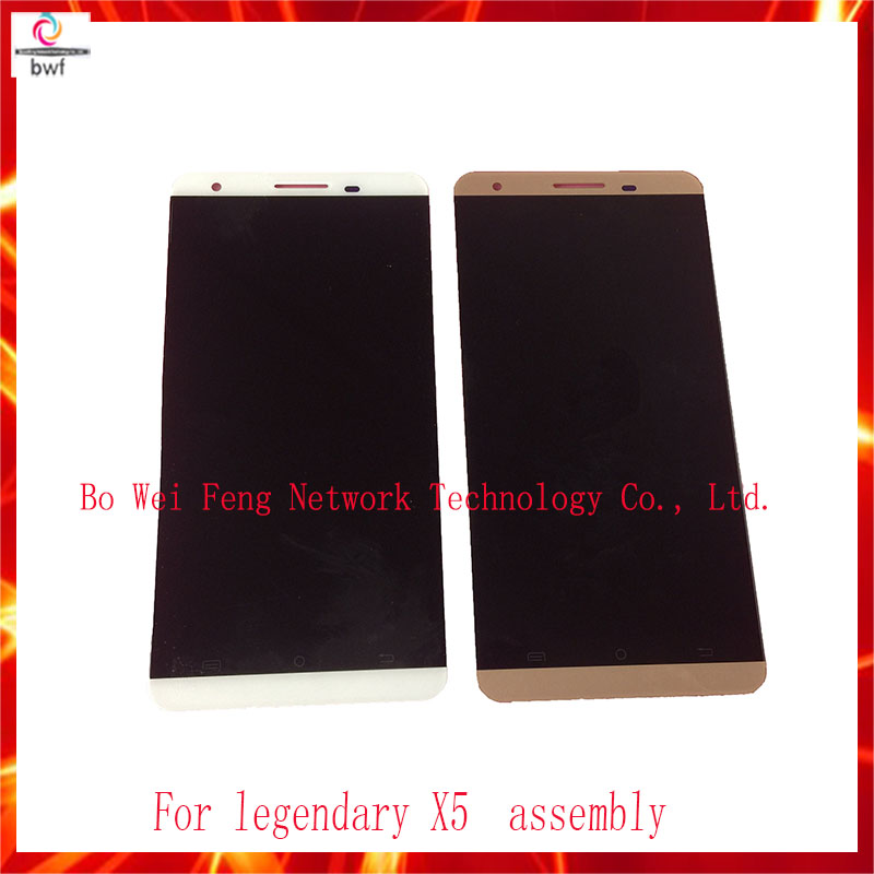 ФОТО  High Quality For Saga x5 4001 Lcd Display Touch Screen Digitizer Sensor Assembly Free Shipping