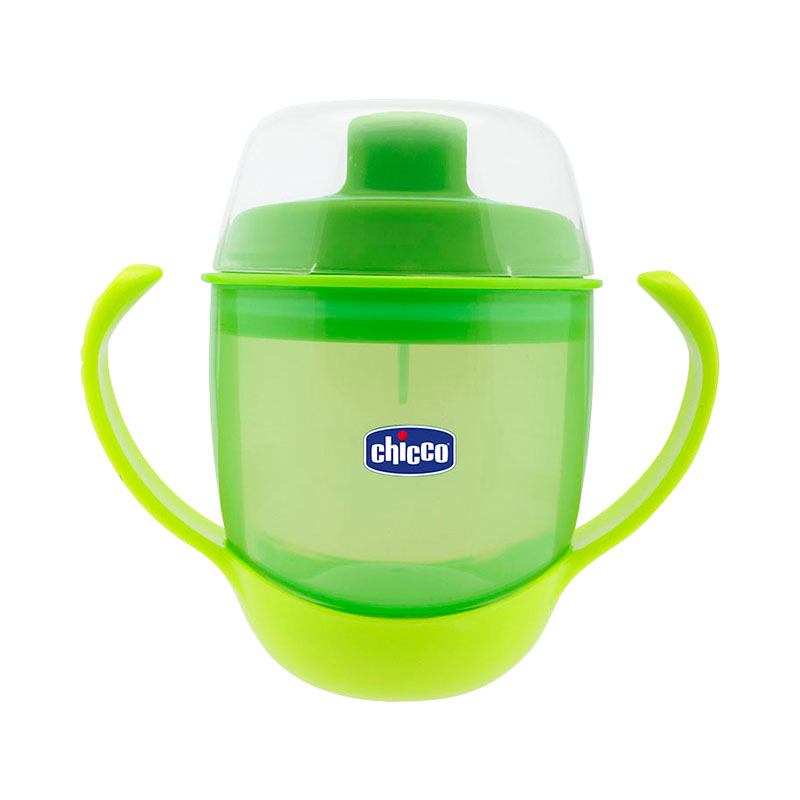 Cup Chicco feeding cup transformer 3-in-1, non-spill, 12 months, 180 ml feedkid dutch in 3 months
