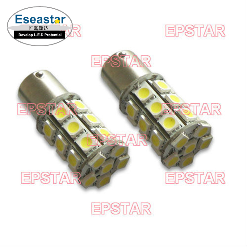 10 pcs/lot eseastar good quality 27 led smd5050,p21/5w led bulbs,1157 tail led,bay15d light led, working voltage dc 12v. 2pcs brand new high quality superb error free 5050 smd 360 degrees led backup reverse light bulbs t15 for jeep grand cherokee