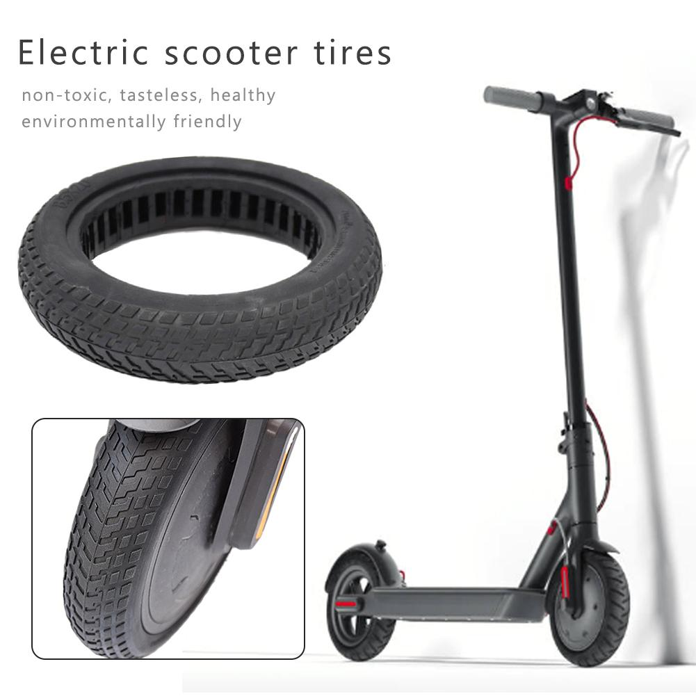Image 3 - Durable Tire Electric Scooter Vacuum Solid Tire For Xiaomi M365 Pro 8.5Inch Explosion proof Shock absorbing Hollow Solid Wheel-in Skate Board from Sports & Entertainment