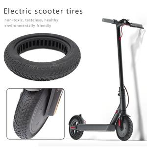 Image 3 - Durable Tire Electric Scooter Vacuum Solid Tire For Xiaomi M365 Pro 8.5Inch Explosion proof Shock absorbing Hollow Solid Wheel