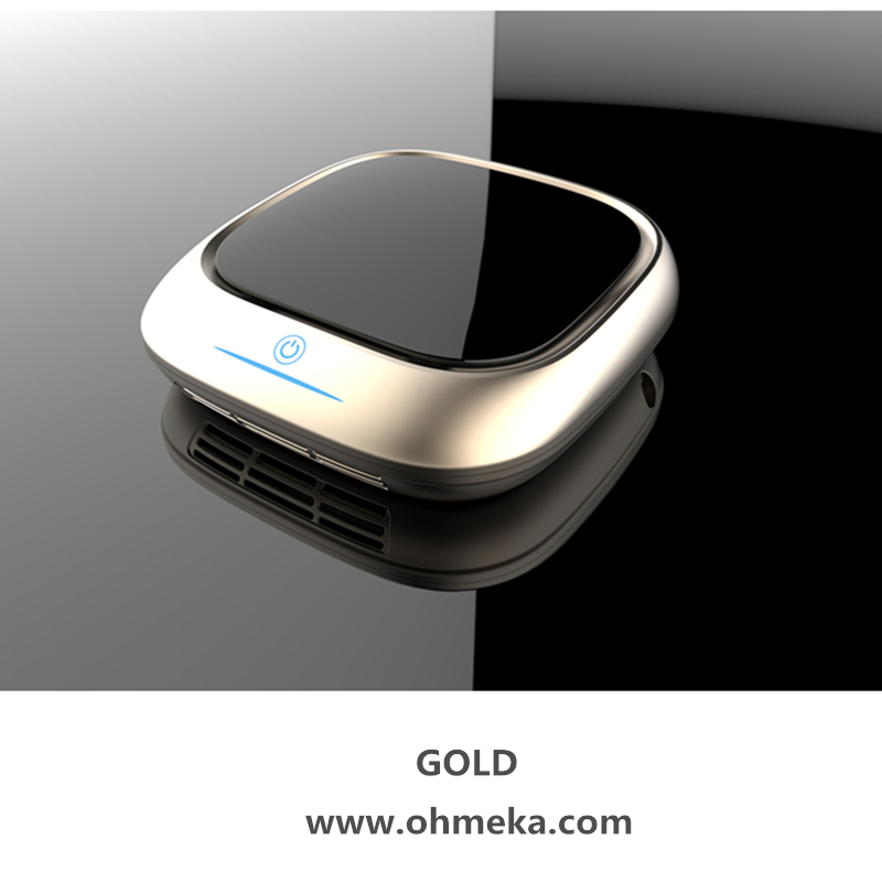 2016 NEWEST Air Purifier/Ionizer Cleaner/ Mini Car air purifier/Desktop Portable Car Ionizer Air Purifier for home from China