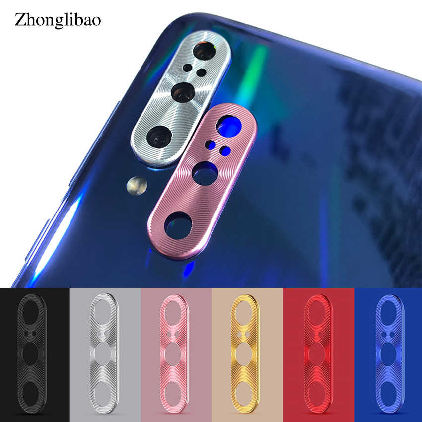 Camera Lens Protector Cover for Xiaomi Mi 9 8 Redmi 7 Note 7 Pro Hawei P30 Pro Metal Ring Case for Samsung S10 Plus S10e A9 2018