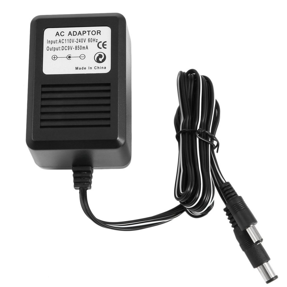 Universal 3 In 1 AC Power Adapter Cord Cable For Super Nintendo For Sega For Genesis Power Supply Video Game Accessories