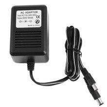 Универсальный 3 в 1 AC адаптер питания кабель для Super nintendo для sega для Genesis источник питания аксессуары для видеоигр