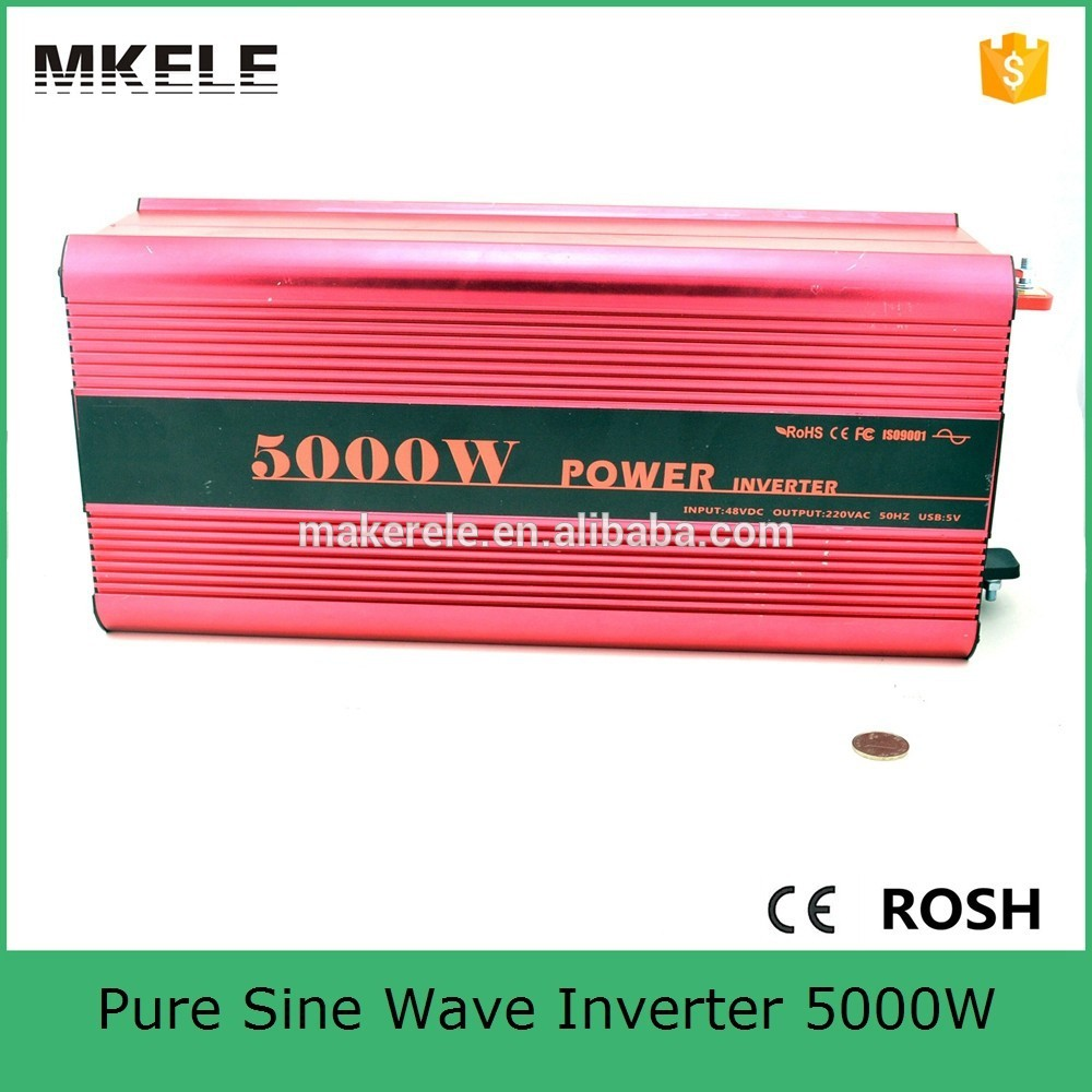 MKP5000-242R pure sine wave form power inverter dc to ac inverter 12/24v dc 220v/230v ac inverter 5kva solar without charger батарейки gp super оптом