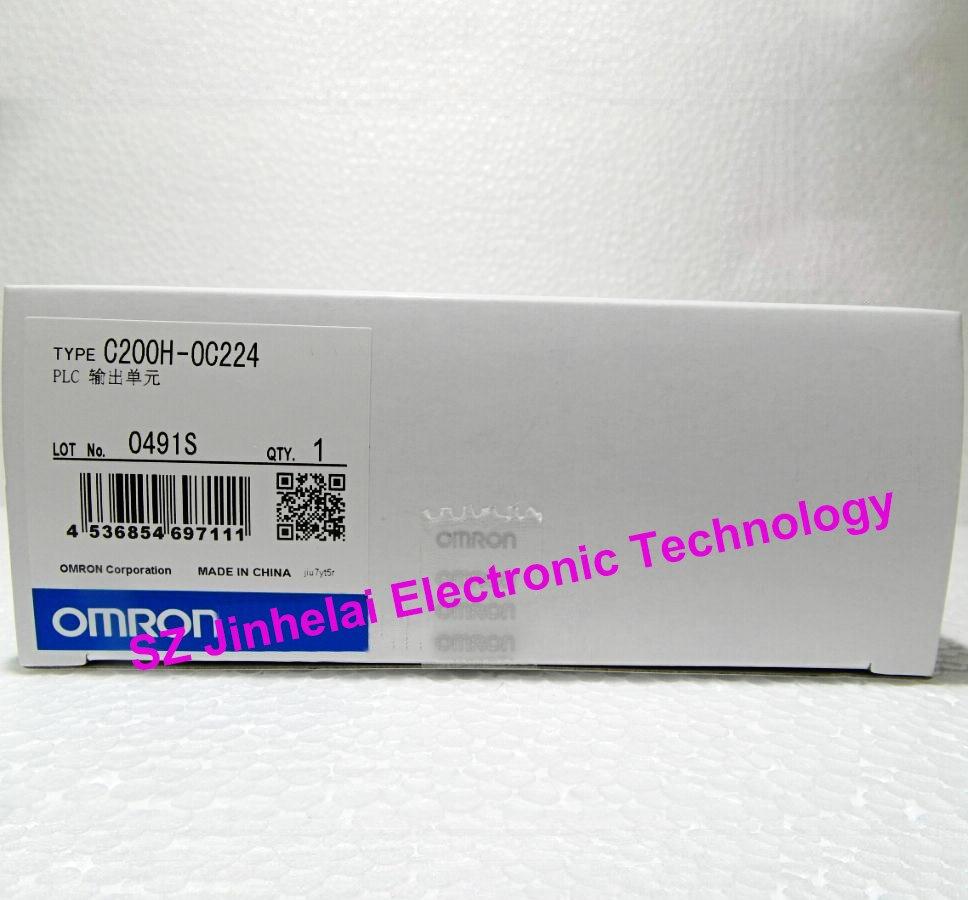 New and original C200H-OC224 OMRON PLC output unit C200H-0C224New and original C200H-OC224 OMRON PLC output unit C200H-0C224
