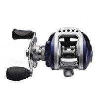 11 Fishing Bearing Reel 6.3:1 Metal Detachable Cover Left / Right Handed Bait Casting Fishing Wheel Tool|Fishing Reels|   -