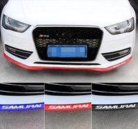 Car door peripheral anti collision protection decorative parts For audi a4 b6 fiat 500 citroen c5 bmw e30 lada vesta car styling