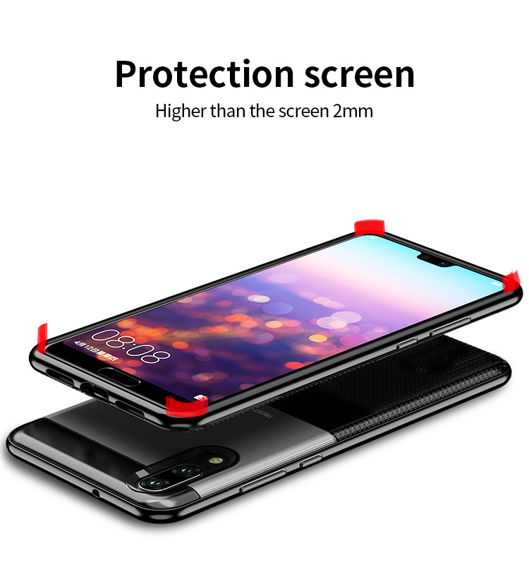 protection screen is high than the phone