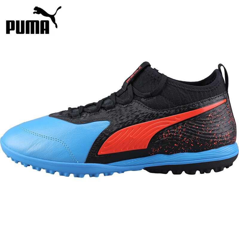 Original New Arrival 2019 PUMA PUMA ONE 19.3 TT Men's Football Shoes  Sneakers