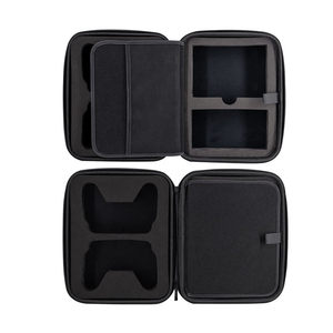 Image 1 - Travel Waterproof Carry Case Black bag for Sony Mini PS Playstation Classic Hosts & PS1 Controller storage bag case accessories