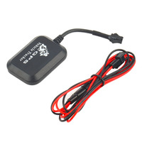 Mini GPS GPRS GSM Realtime SMS Network Vehicle Tracker Vehicle Free Shipping Dropshipping