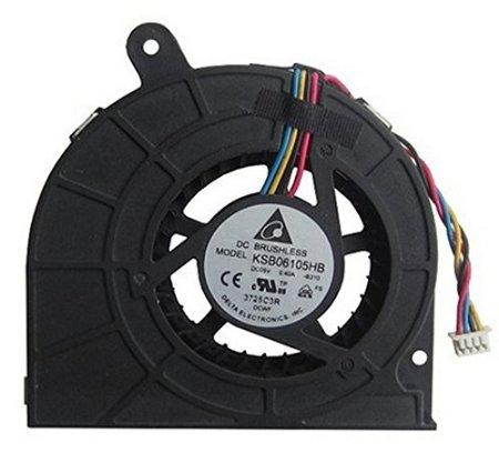 Новый охлаждающий вентилятор для процессора ASUS EeeBox PC EEE EB EEEBO EB1501 EB1502 B202 P/N KSB06105HB Бесплатная доставка