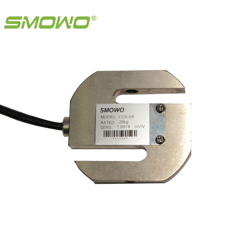 Load cell sensor LCS S8 S Compression and Tension 20 30 50 100 200kg 0 3
