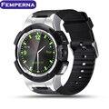 Esportes ao ar livre relógio bluetooth smart watch com câmera v11s apoio sim/tf cartão posição gps relógio de pulso para ios android telefone