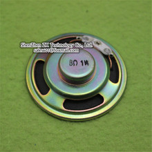 1 W/8R Falante 8 Ohms diâmetro 50 MM speaker (D7B1)