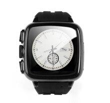 Bluetooth smart watch reloj de pulsera con pantalla táctil 2.5d g2 mtk 6572a deporte podómetro tarjeta sim smartwatch para android smartphone
