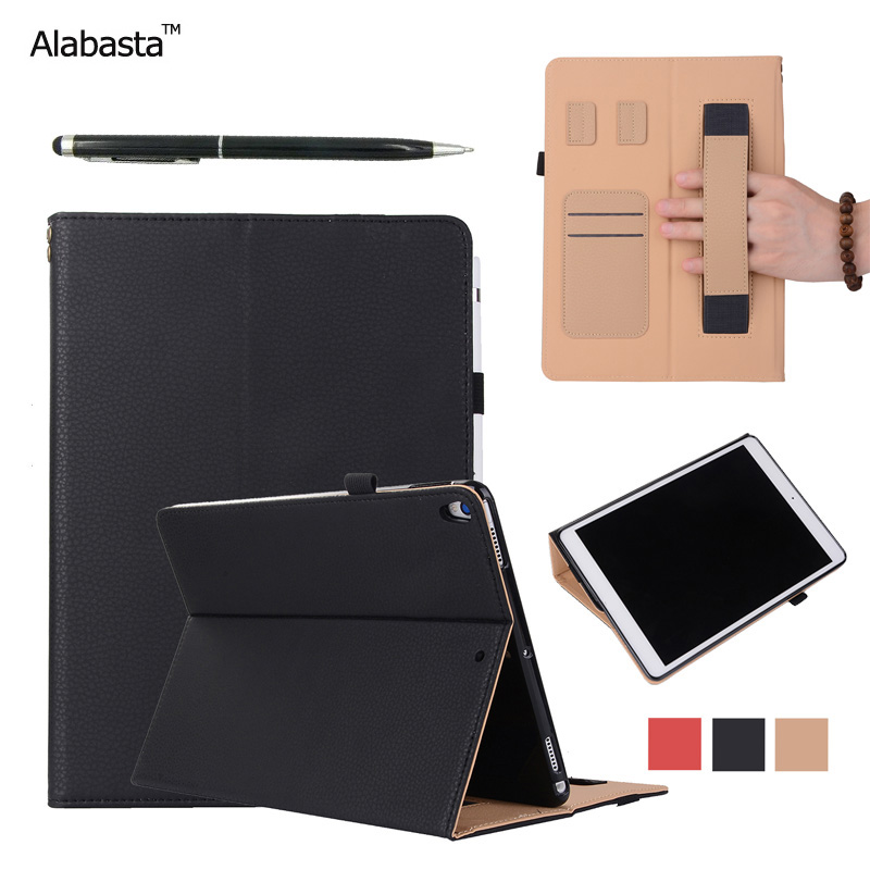 Alabasta Protective Case for iPad Mini1 2 3 Capa PU Leather Surface Shield Silicone Inner shell