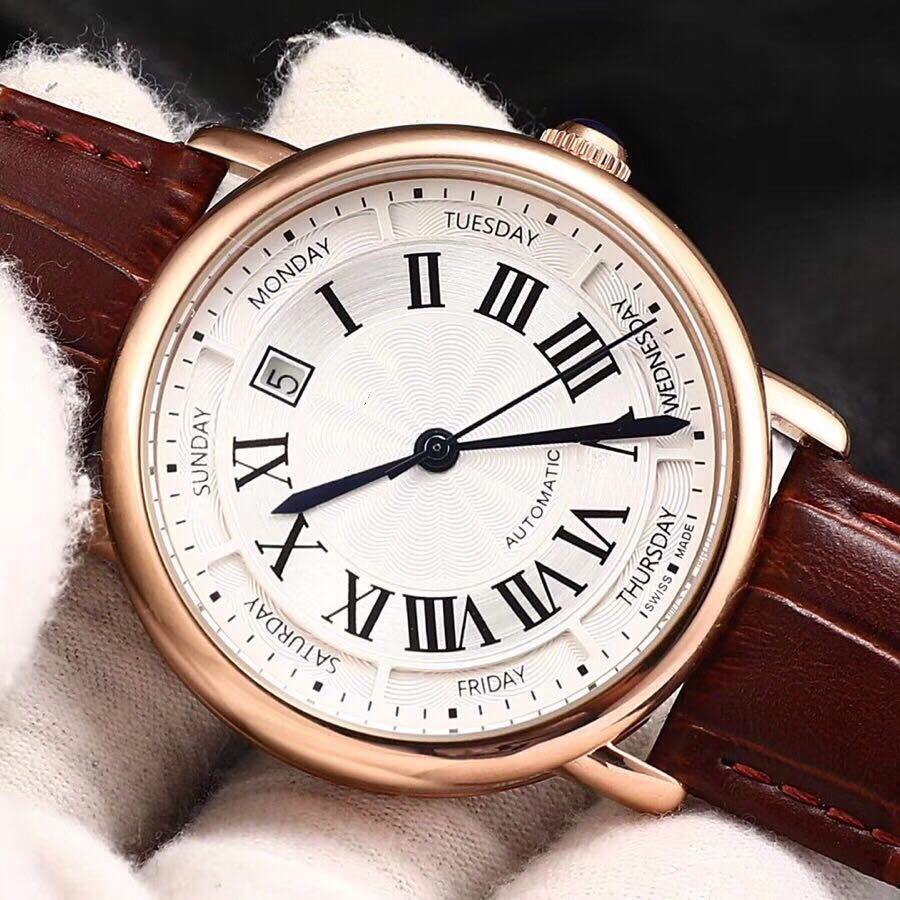 Mens Watches Top Brand Runway Luxury European Design Automatic Mechanical Watch S0967 цена и фото