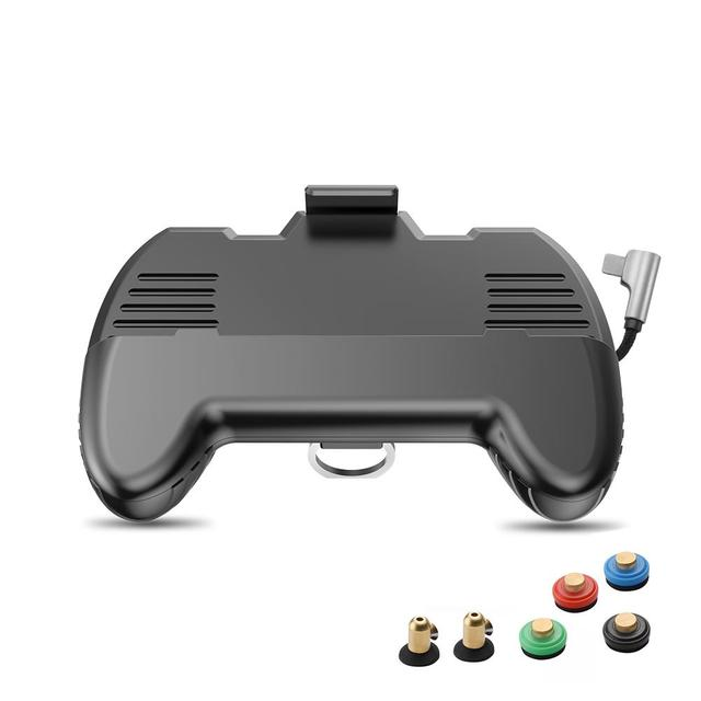 Display With Screen Play Game Controller Suitable PUGB Button Gamepad Remote Controller Joystick For IPhone Xiaomi