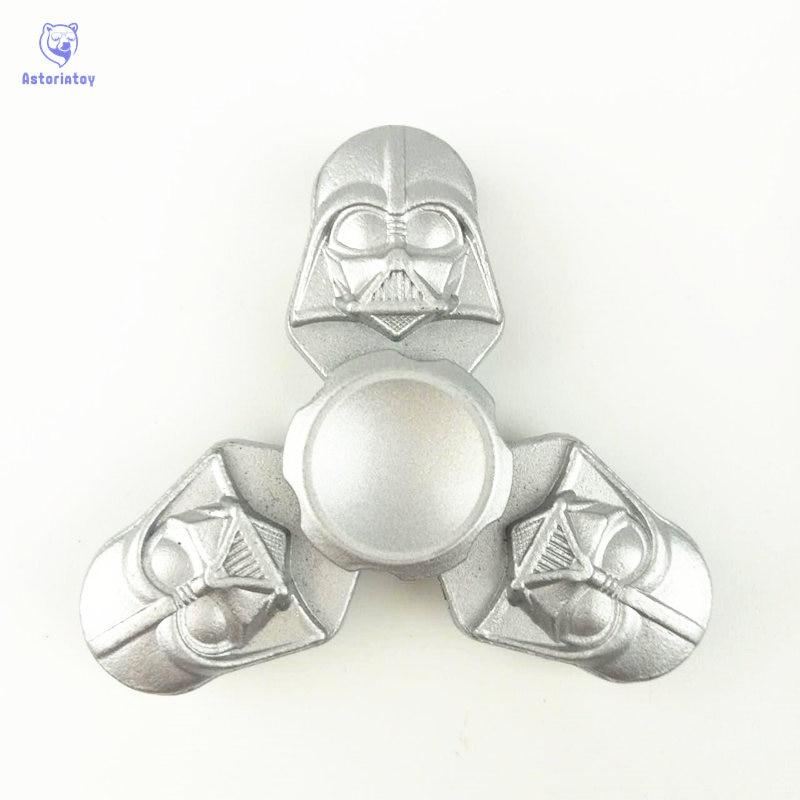 new Fidget Toy Star Wars Darth Vader Hand Spinner Finger Stress Spinner Spinner