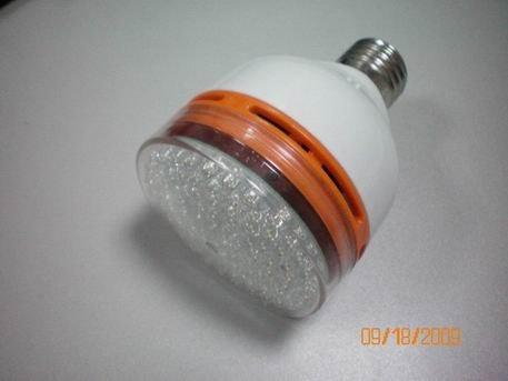 LED bulb with E27 Base;80pcs 5mm dip led;4-4.5W;400-450 lm;P/N:HA016