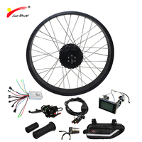 Free Shipping Electric Bike Kit 1000W for Snow Bike 4.0 Fat Tire Motor Wheel Powerful 48V 1000W Electric Bicycle Hub Motor