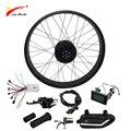 Gratis Verzending Elektrische Fiets Kit 1000 W voor Sneeuw Bike 4.0 Fat Tire Motor Wiel Krachtige 48 V 1000 W elektrische Fiets Hub Motor