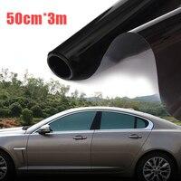 Vehemo for UV Proof 50x300cm Auto Tint Film Car Tint Film Vehicle Car Decor Window Tint Film Universal Car Styling