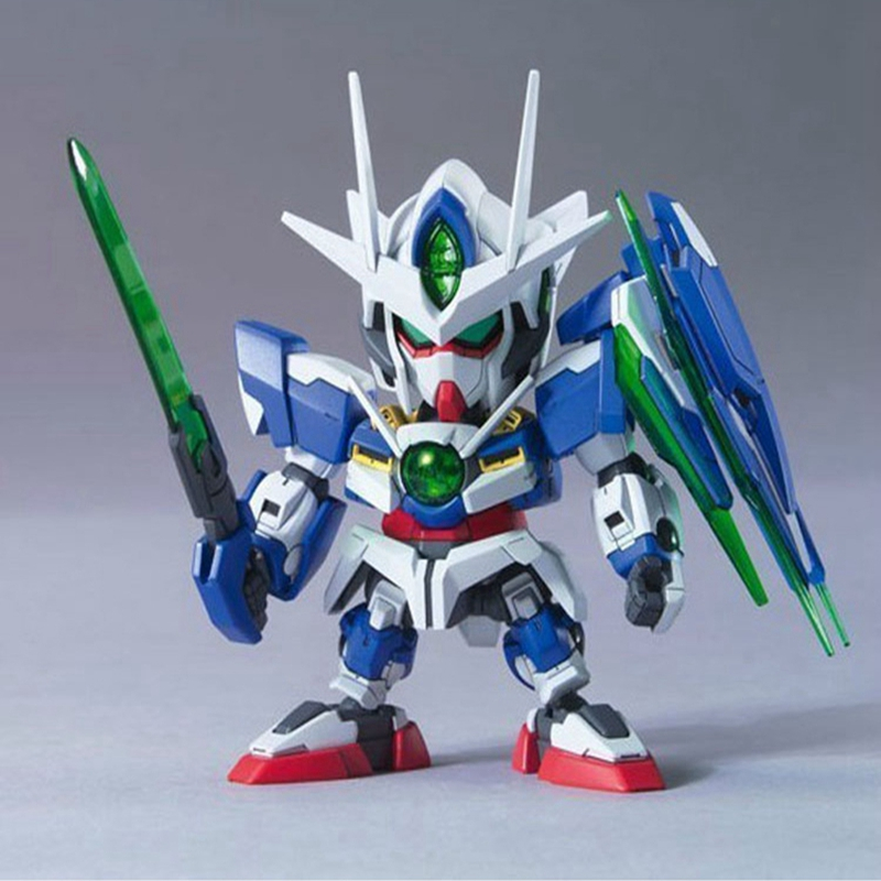 Japanese animation Quantum 00Q Gundam assembly Robot Blocks Model toys for Children Gift Action Figures Gundam Brinquedo dennis sullivan m quantum mechanics for electrical engineers