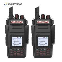 2 pcs Professionale Two Way Radio Walkie Talkie UHF VHF 10 W Ham CB Radio Communicator HF Ricetrasmettitore