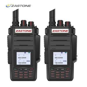 Image 1 - 2 pièces Professionnel Two Way Radio Talkie Walkie UHF VHF 10 W Jambon CB Radio Communicateur HF Émetteur Récepteur