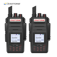 2 stuks Professionele Twee Manier Radio Walkie Talkie UHF VHF 10 W Ham CB Radio Communicator HF Transceiver
